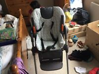 Unisex chicco high chair.