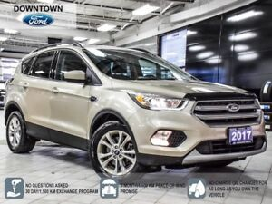 2017 Ford Escape SE, Navi, Heated Pwr seats, Pwr Tail gate, Low