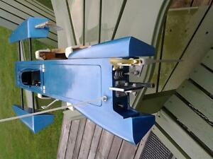 RC 3.5 Hawk outrigger Hydroplane London Ontario image 9