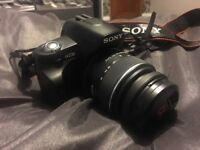 Sony A230 DSLR - with 18-55mm Lens