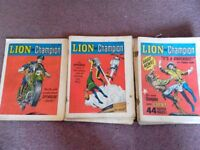 Vintage boys comics for sale