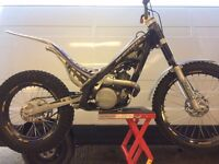 2007 Sherco 290 Trials bike - Beta - Gas Gas
