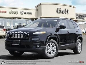 2016 Jeep Cherokee FINANCE MANAGER DEMO | NORTH | 4X4 | BACK UP