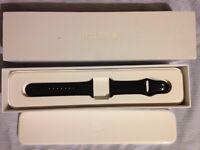apple watch original black band [38mm] with Box