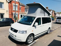 VW T5 CAMPERVAN - EXCELLENT CLEAN AND TIDY EXAMPLE