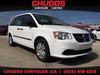 2014 Dodge Grand Caravan Canada Value Package BRAND NEW! NO KMS!