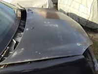 Renault Clio Mk2 Ph2 Carbon Fibre Bonnet - Renault Sport Clio 172 182