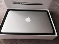 """MACBOOK AIR 11"""" MD224BA INTEL CORE i5 2013 MODEL, COMES BOXED IN EXCELLENT CONDITION, MAY SWAP"""