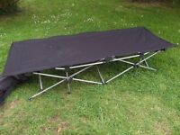 CAMP BED - NEW, UNUSED - 2 available
