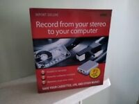 STEREO to PC recording kit