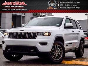 2017 Jeep Grand Cherokee Laredo 75th Anniversary|4WD|Nav|RearCam