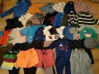 Huge bundle of boys 2-3y clothes