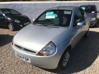 Ford KA Collection 1.3 petrol Only 40k 12 Months * Reduced *