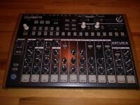 Arturia analogue drum brute drum machine