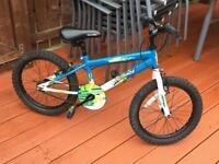 Apollo outrage boys bike.