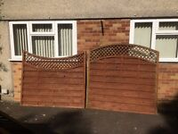 nice Fence panels (£10 each)