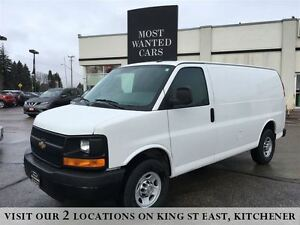 2014 Chevrolet Express 3500 Cargo | 4.8L V8 | 4 NEW TIRES