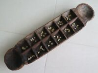 Mancala / Congklak / Dakon / West African game