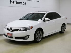 2013 Toyota Camry SE with Navigation