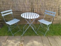 Garden table and chairs DELIVERY AVAILABLE