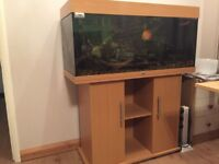 FISH TANK - JUWEL 180L with Cabinet