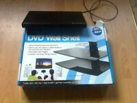 DVD & Entertainment Devices Mounted Wall Shelf & Technika DVD Player