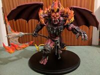 Belaphoss the Mad - Sword Coast Legends Dungeons and Dragons statue