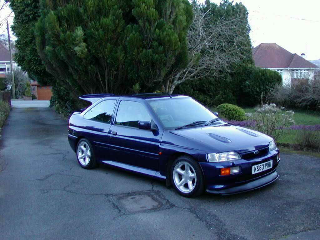 WANTED FORD ESCORT RS COSWORTH SIERRA SAPPHIRE RS COSSIE | in ...