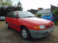 Vauxhall Astra 1.4 i Merit 5dr automatic