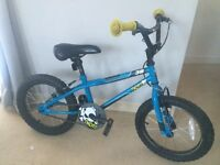 Boys Apollo bmx bike 16 inch