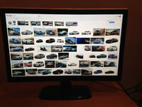 "27"" S-IPS LED 2560x1440 QHD DVI 16:9 6ms Monitor Shimian Korean monitor"
