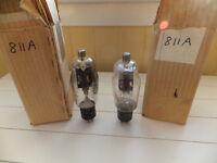 ham radio 811A valves x2