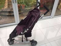 Second hand Zia Petite star mothercare stroller