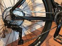 Brand new Cube Reaction Pro 29 mountain Bike 2018. Rrp1049