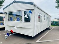 Brand new static caravan for sale sited in Essex Call now to view