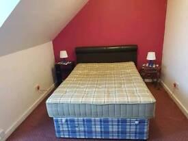 Recently refurbished nice double room