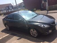 Stunning Mazda6 with 11 months MOT. 6 speed. Dual climate control. Air con. Full electric windows