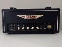 Immaculate All Valve Ashdown CTM100 Bass Amplifier - Collect or deliver UK mainland.