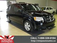 2011 Dodge Grand Caravan SE Stow and Go
