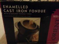 Fondue Set - Good Condition