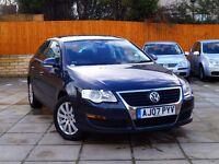 2007 VW PASSAT 1.9 TDI S 4DR ***1 OWNER, FSH, ONLY 56K MILES*** ***** golf jetta 2.0 1.6 sport gt se