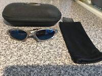 Oakley Penny X-Metal Sunglasses Ice Lenses