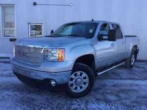2014 GMC SIERRA 2500HD LEATHER INTERIOR, BLUETOOTH,  BACKUP CAME