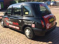LTI TAXI TX2 22003 LATE TYPE INTERIOR AUTOMATIC EX COVENTRY CAB IMMACULATE CONDITION AI ENGINE