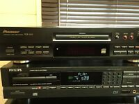 Pioneer PDR 509 CD Recorder