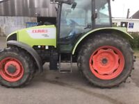 Claas 456 4wd 2008 tractor