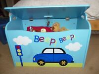Boys Toy chest