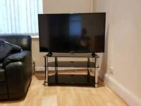"""LG 4k Smart TV 49"""" Great Condition with TV stand"""