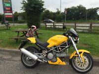 Ducati Monster 750 IE