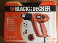 Black and Decker Heat Gun Kit KX2000K